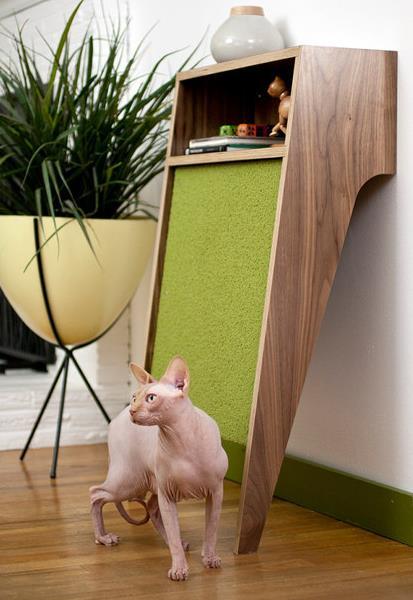 Как уберечь мебель от домашних любимцев
