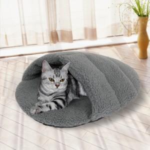 Лежанка для кошки - карман