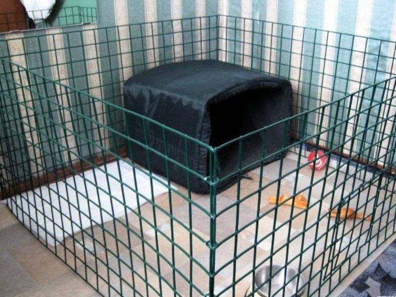Клетка для кошки своими руками фото 100
