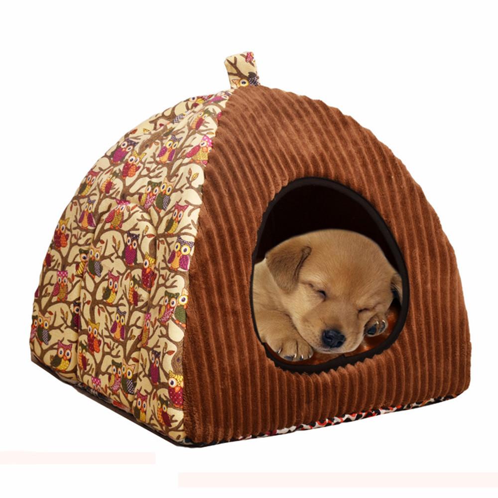 мягкий домик для щенка