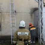 из-за кошки пожар на подстанции Симферополь