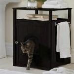 Какую мебель любят кошки? Тумбы — отличный выбор!