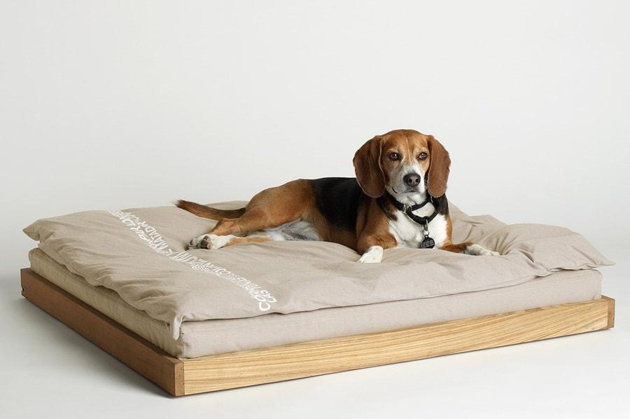Лежанка кровать для собаки