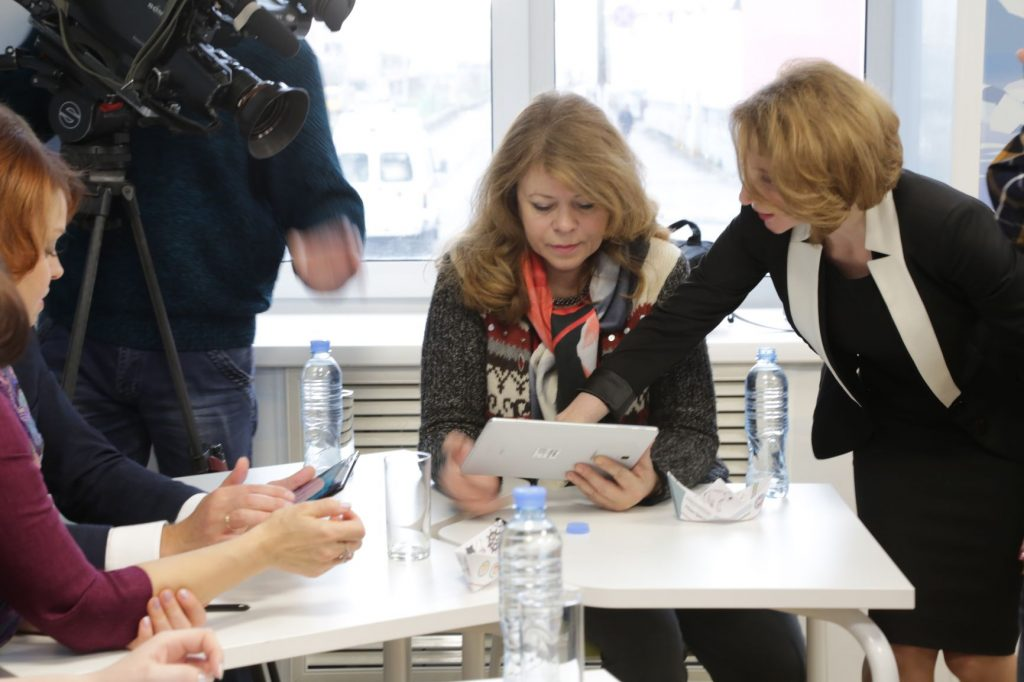 В Норильске открыли первый в России просветительский центр «Белый мишка»