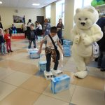 Норильчане отпраздновали Международный день Белого медведя